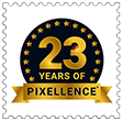 18 Years of Pixellence
