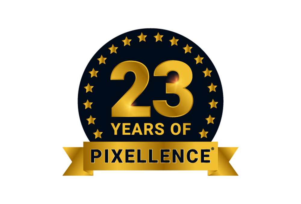 22 Years of Pixellence