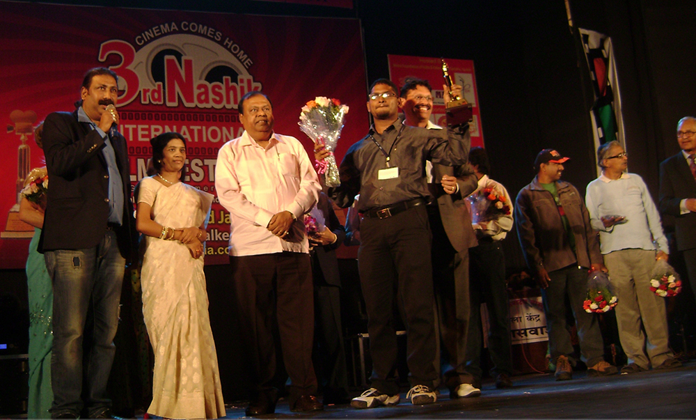 Golden Camera Award, Nashik, Dilsukhnagar Arena